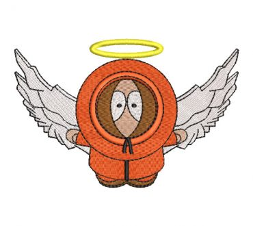 Angel Kenny South Park Embroidery Designs