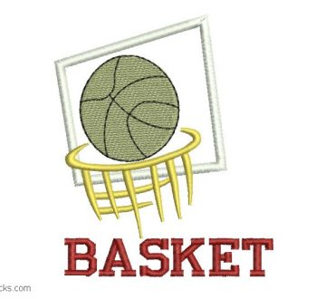 Basket Embroidery