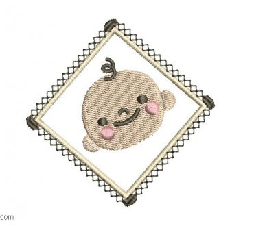 Designs Embroidery Child Ready to Embroider