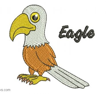 Eagle Embroidery Designs