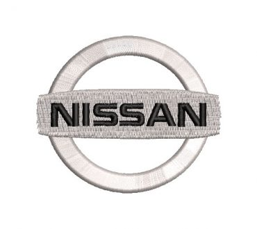 Nissan Machine embroidery designs