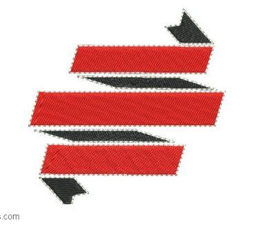 Sticker Embroidery