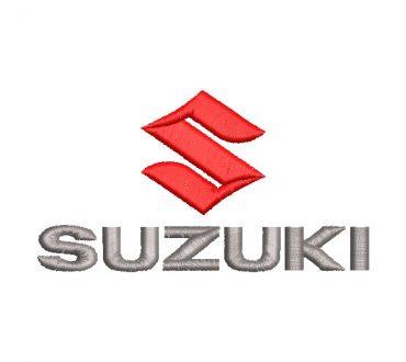 Suzuki Logo Embroidery Designs